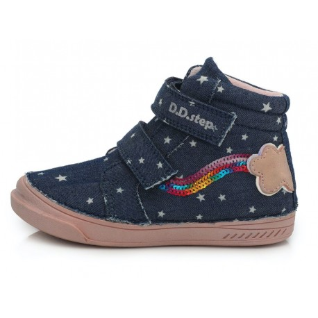 Mėlyni canvas batai 31-36 d. C04035AL