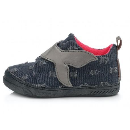 Mėlyni canvas batai 31-36 d. C040460L