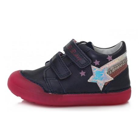 Tamsiai mėlyni batai 20-25 d. 066433A