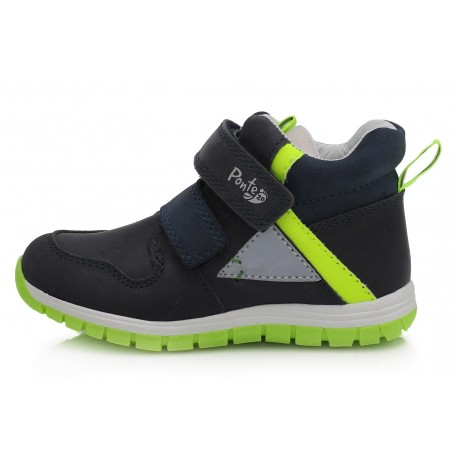 Tamsiai mėlyni batai 22-27 d. DA071182