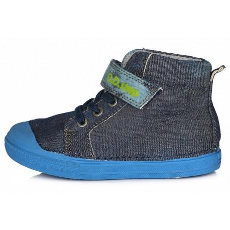 Mėlyni canvas batai 31-36 d. C049309BL