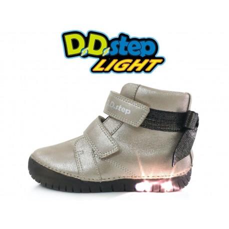 Kreminiai LED batai 31-36 d. 050927BL