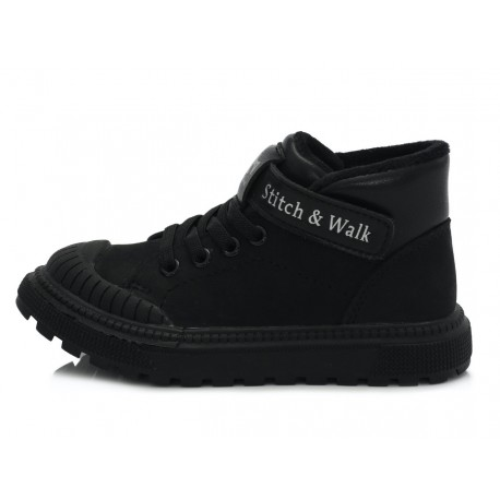 Juodi batai su plonu pašiltinimu 31-36 d. 052632