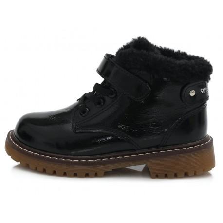 Juodi batai su pašiltinimu 37-40 d. 052712CL