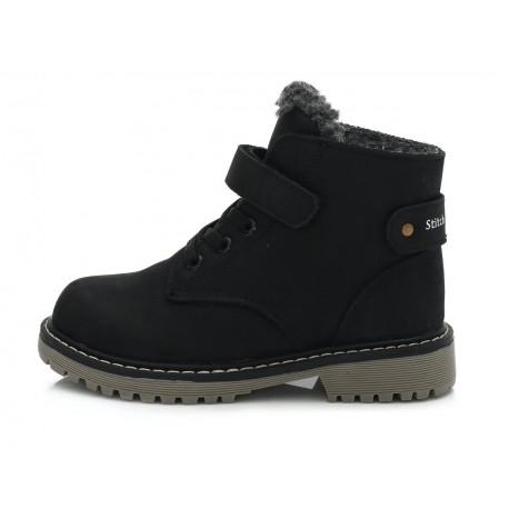 Juodi batai su pašiltinimu 37-40 d. 052712L