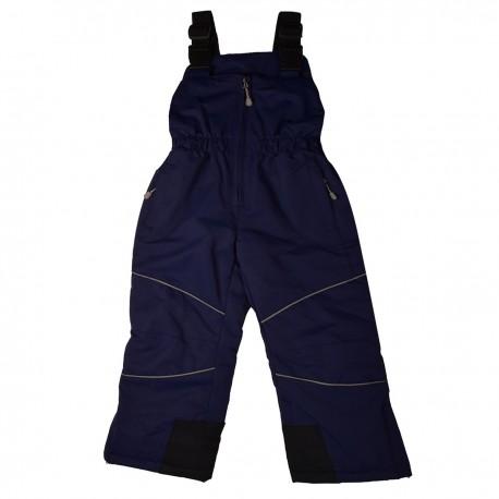 Mėlynos Kalborn kombinezoninės kelnės 110-134 cm. K80A/752_blue