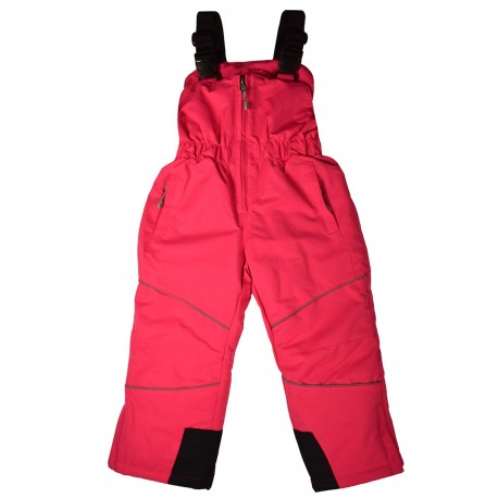 Rožinės Kalborn kombinezoninės kelnės 110-134 cm. K80A/272_pink