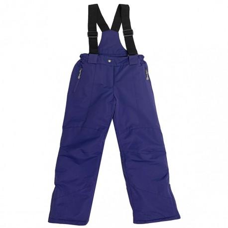 Violetinės KALBORN kombinezoninės kelnės 110-134 cm K0147A_919
