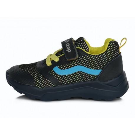 Tamsiai mėlyni sportiniai batai 30-35 d. F61626AL