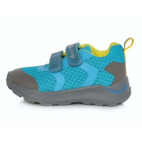 Šviesiai mėlyni sportiniai batai 24-29 d. F61394A