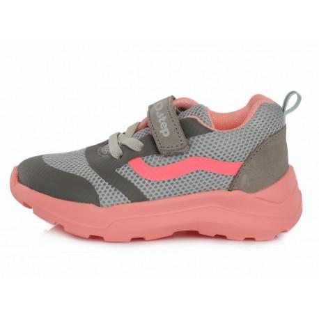 Pilki sportiniai batai 30-35 d. F61626CL