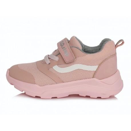 Šviesiai rožiniai sportiniai batai 30-35 d. F61626BL