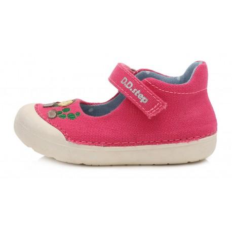 Rožiniai canvas batai 20-25 d. C066259