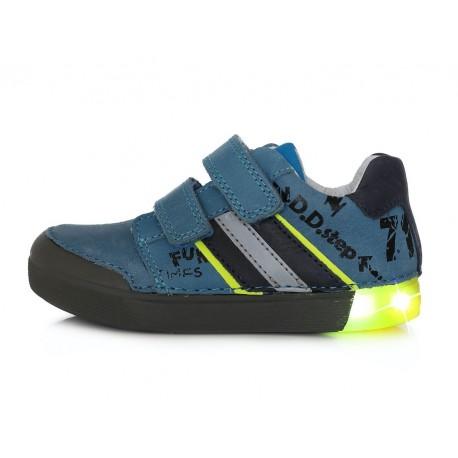 Mėlyni LED batai 31-36 d. 06852L