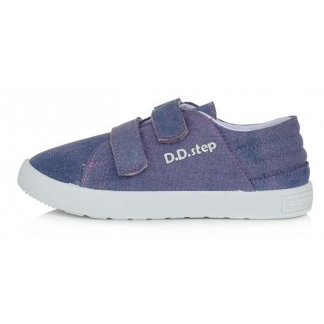 Violetiniai canvas batai 32-37 d. CSG217A