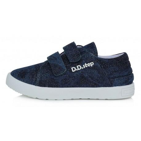 Mėlyni canvas batai 32-37 d. CSG217