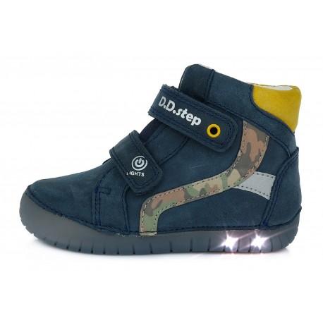 Mėlyni LED batai 31-36 d. 050944L
