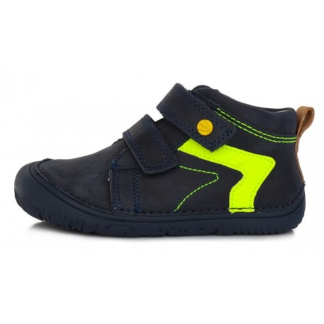 Barefoot tamsiai mėlyni batai 26-31 d. 073504AM