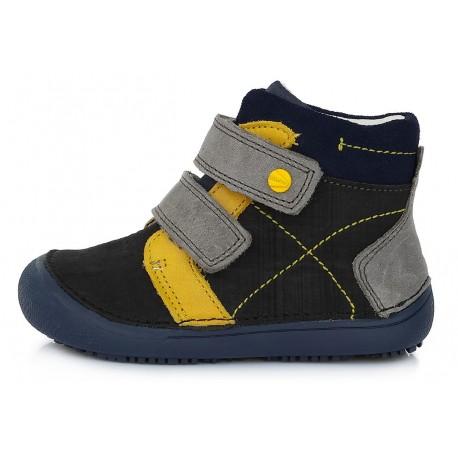 Barefoot juodi batai 31-36 d. 063121L