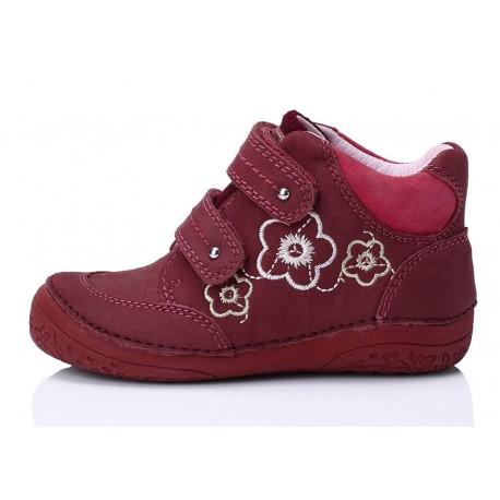 Avietiniai batai mergaitėms 25-30d.