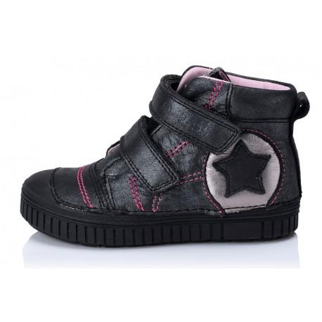 Juodi batai mergaitei 31-36 d.