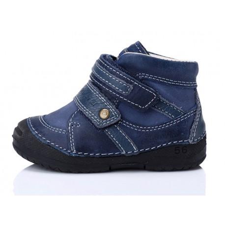 Mėlyni batai berniukams 19-24 d.