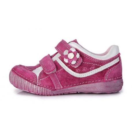 Tamsiai rožiniai batai mergaitėms 31-36 d.