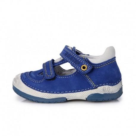 Mėlyni batukai kūdikiams 19-24 d.