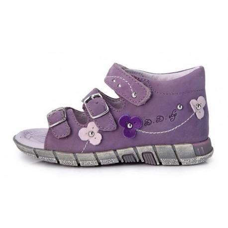 Violetinės basutės mergaitei 19-24 d.