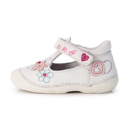 Pusiau atviri batai mergaitėms 19-24 d.