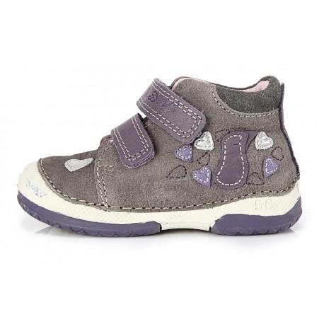 Rudeniniai batai mergaitėms 19-24 d.