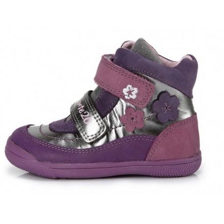 Uždari paaukštinti batai mergaitėms 22-27 d.