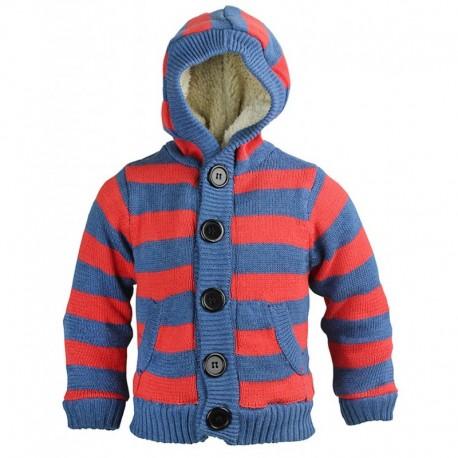 Itin šiltas megztinis su pašiltinimu