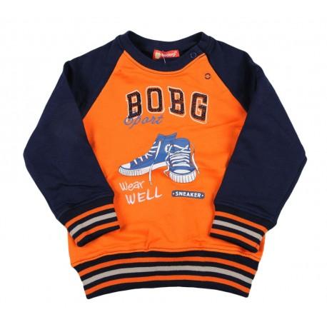 Sportinis džemperis maunamas per galvą