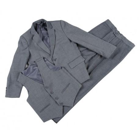 Pilkas kostiumas berniukui (6-13 m.)