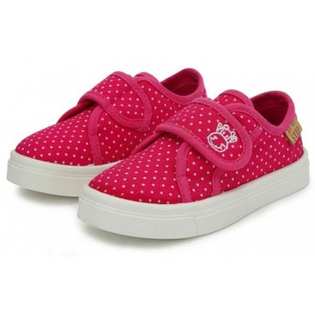 Medžiaginiai batai mergaitėms 22-27 d.