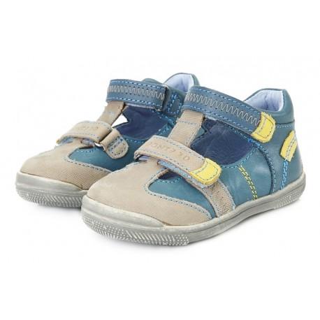 Pusiau atviri batai vaikams 22-27 d.