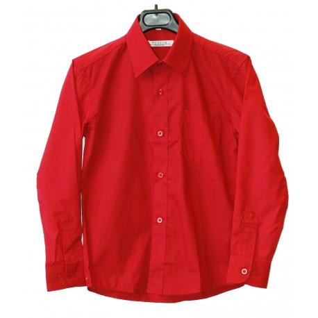 Raudoni marškiniai berniukams (ID2006M)