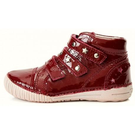 Lakuoti batai mergaitėms 25-30 d. (ID2060M)