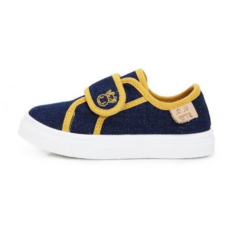 medžiaginiai batai vaikams