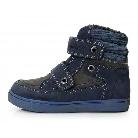 Ботинки с шерстью 28-33.