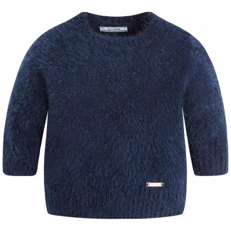 Ilgo plauko megztinis