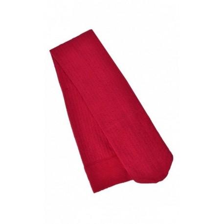 Raudonos pėdkelnės Knittex AGATKA LIPSTICK