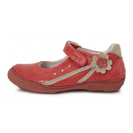 Raudoni batai mergaitėms 31-36 d. 046605BL