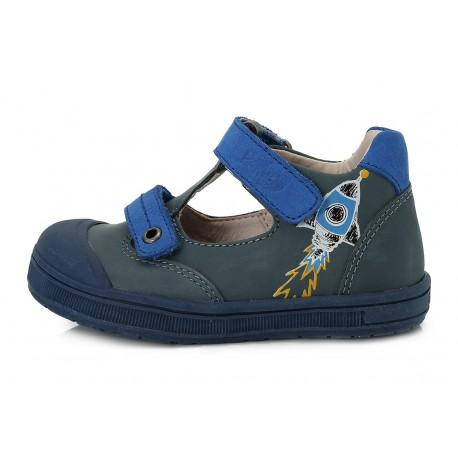 Mėlyni batai berniukams 22-27 d. DA031324