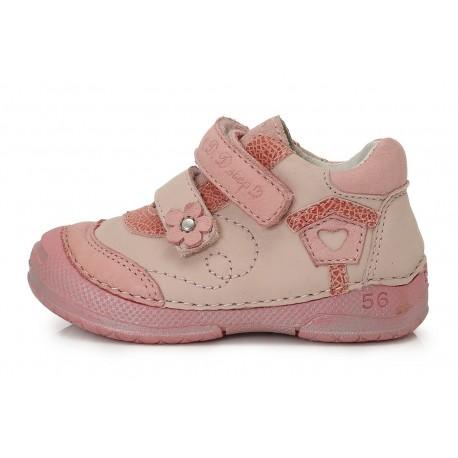 Šviesiai rožiniai batai 19-24 d. 038240AU