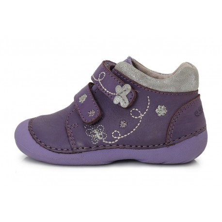 Violetiniai batai mergaitėms 19-24 d. 015127B