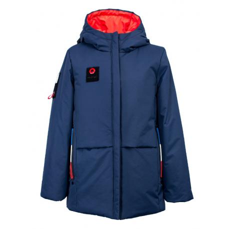 134-164 cm mėlyna SKORPIAN striukė pavasariui-rudeniui berniukui BSTR10028