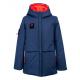 104-128 cm mėlyna SKORPIAN striukė pavasariui-rudeniui berniukui BSTR10027