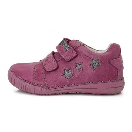 Violetiniai batai mergaitems